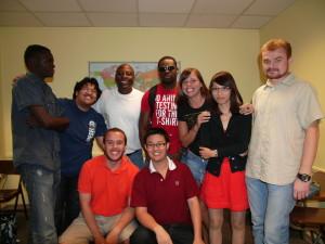 ILI students class picture
